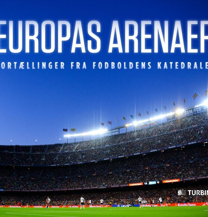 Image of Europas arenaer (Bog)