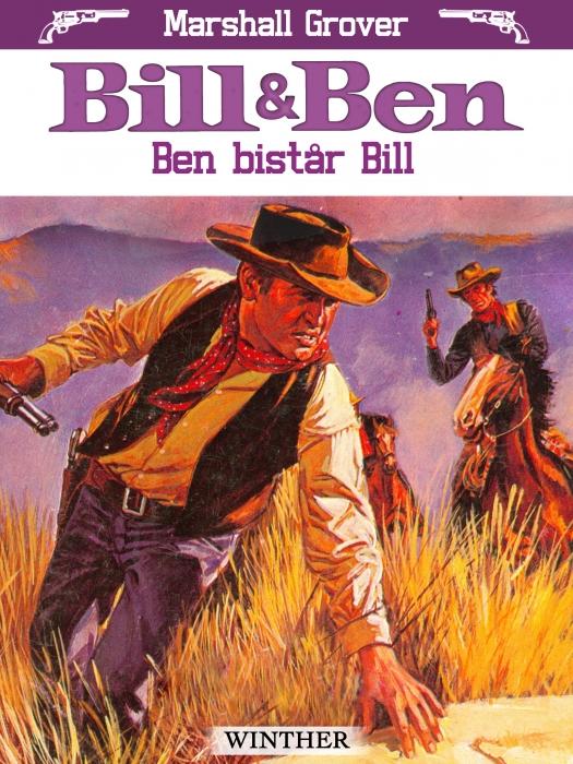 Bill og Ben, Ben bistår Bill (E-bog)