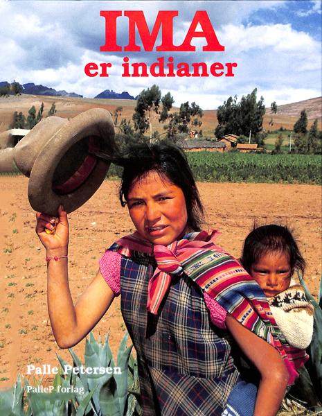 IMA ER INDIANER - Peru - Inka (E-bog)