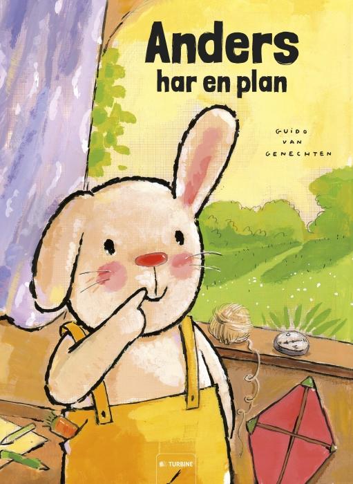 Anders har en plan (Bog)