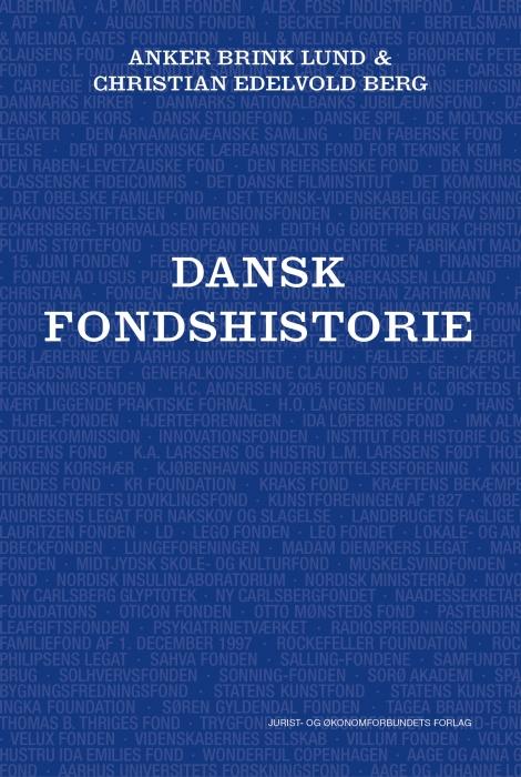 Image of Dansk fondshistorie (Bog)