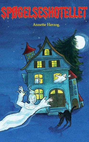 Image of Spøgelseshotellet (E-bog)