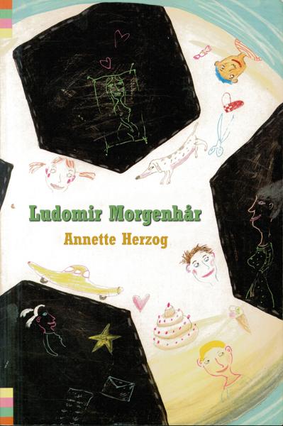 Image of Ludomir Morgenhår (E-bog)