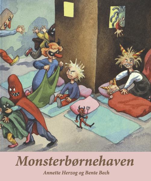 Image of Monsterbørnehaven (E-bog)