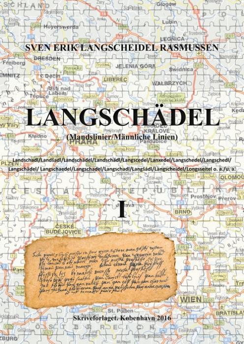3-binds-værk om slægten Langschädel (Bog)