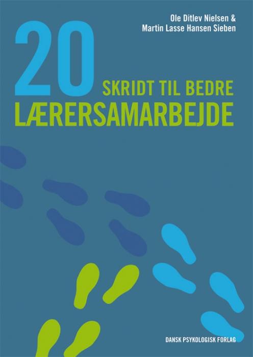 Image of   20 skridt til bedre lærersamarbejde (Bog)