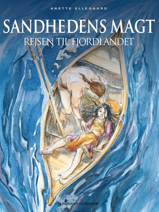 Rejsen til Fjordlandet (E-bog)