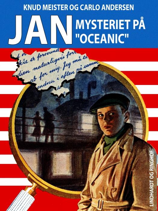 """Mysteriet på """"Oceanic"""" (E-bog)"""