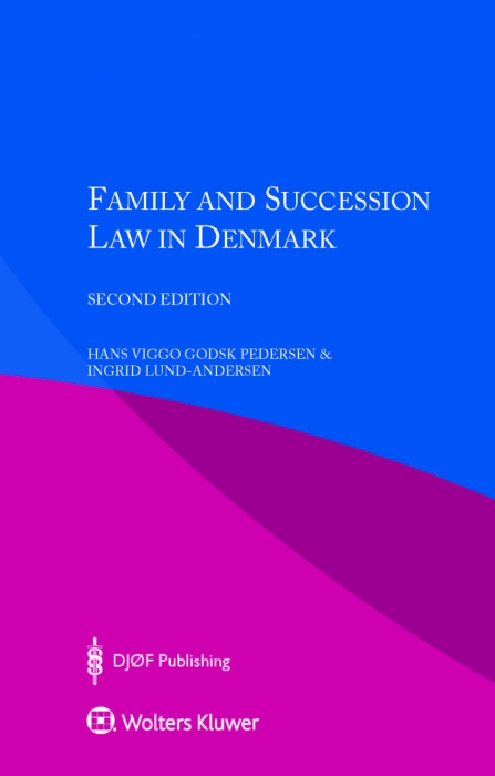 Family and Succession Law in  Denmark (Bog)