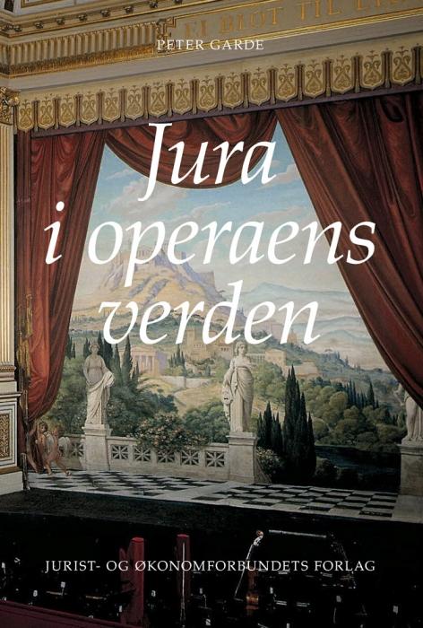 Image of   Jura i operaens verden (Bog)