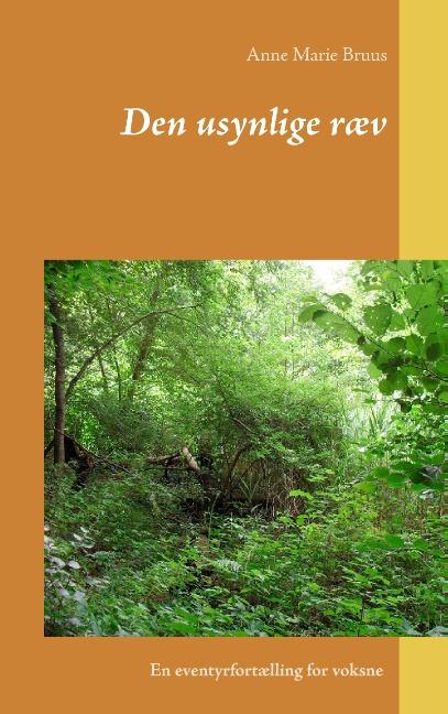 Image of Den usynlige ræv (Bog)