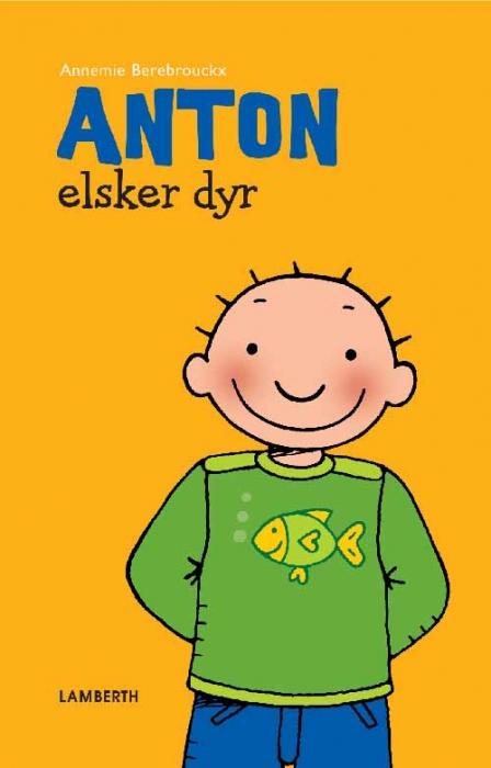 Image of Anton elsker dyr (E-bog)
