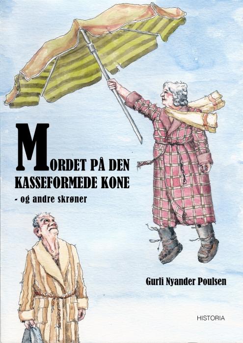 Mordet på den kasseformede kone (E-bog)
