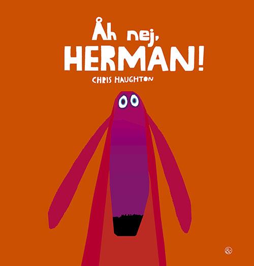 Image of   Åh nej, Herman! (Bog)