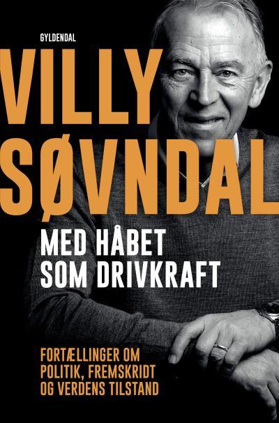 Image of   Med håbet som drivkraft (Lydbog)