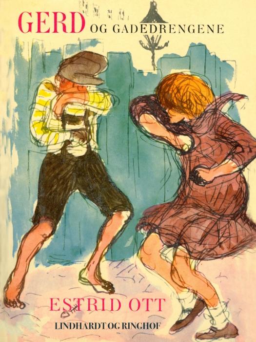 Image of   Gerd og Gadedrengene (E-bog)