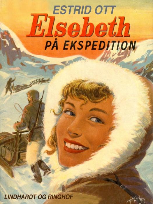 Image of   Elsebeth på Ekspedition (E-bog)