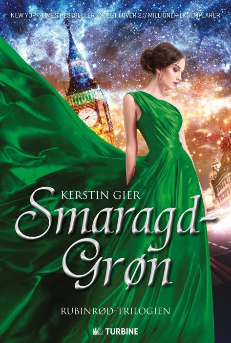 Smaragdgrøn (E-bog)