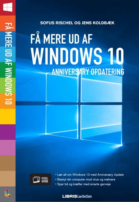 Få mere ud af Windows 10 - Opdatering | Jens Koldbæk (E-bog, PDF)