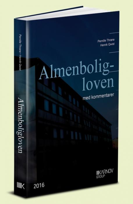 Image of   Almenboligloven (Bog)