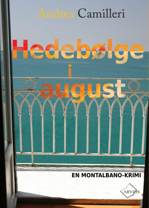 Hedebølge i august (Bog)