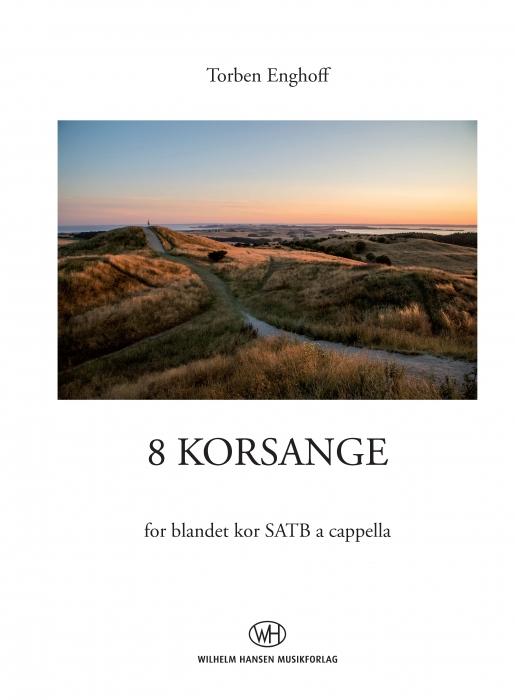 Image of   8 korsange (E-bog)
