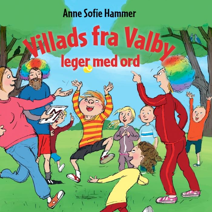 Image of Villads fra Valby leger med ord (Lydbog)