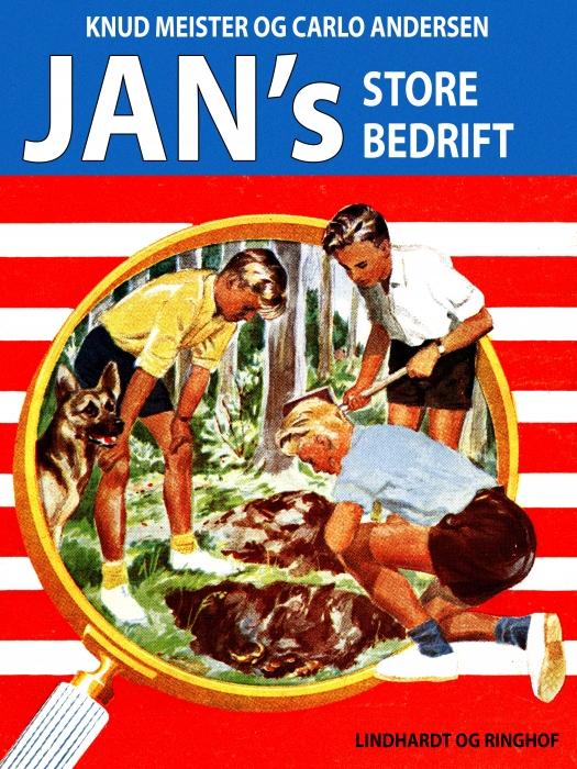 Jans store bedrift (E-bog)