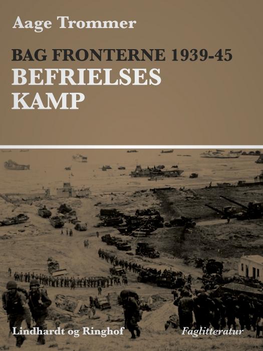 Image of Bag fronterne 1939-45 - Besættelsesvilkår (E-bog)