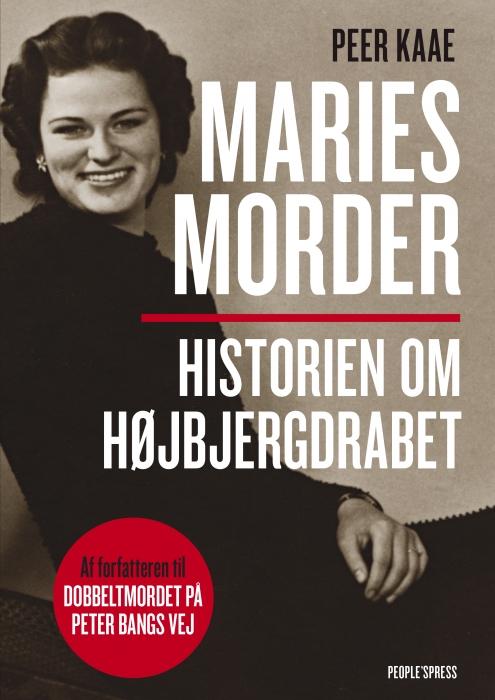 Maries morder (Bog)