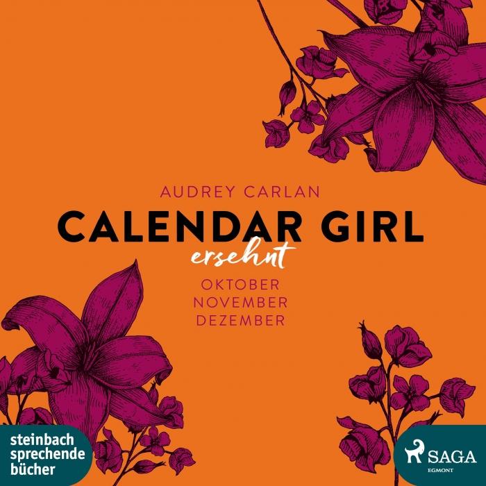 Image of Calendar Girl - Ersehnt (Lydbog)