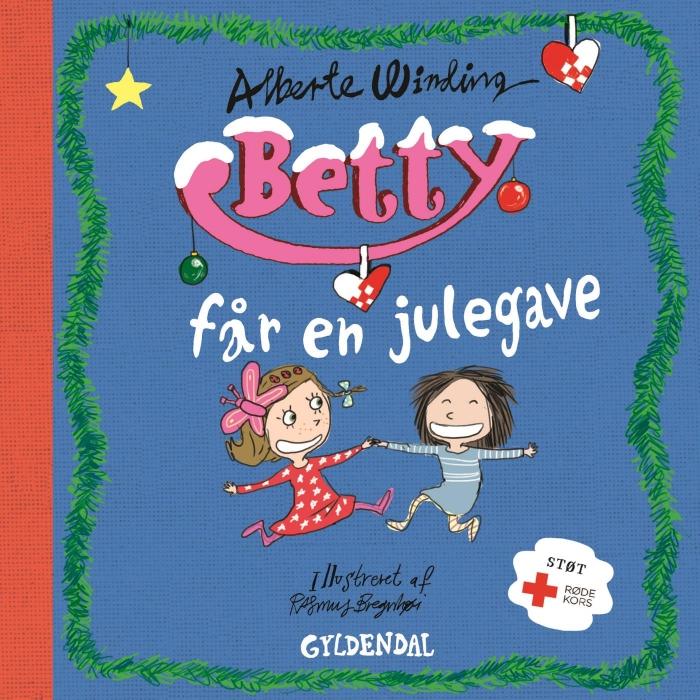 Image of Betty 9 - Betty får en julegave - Lyt&læs (E-bog)