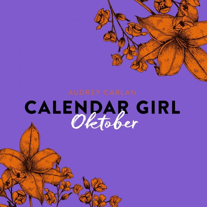 Image of Calendar Girl - Oktober (Lydbog)