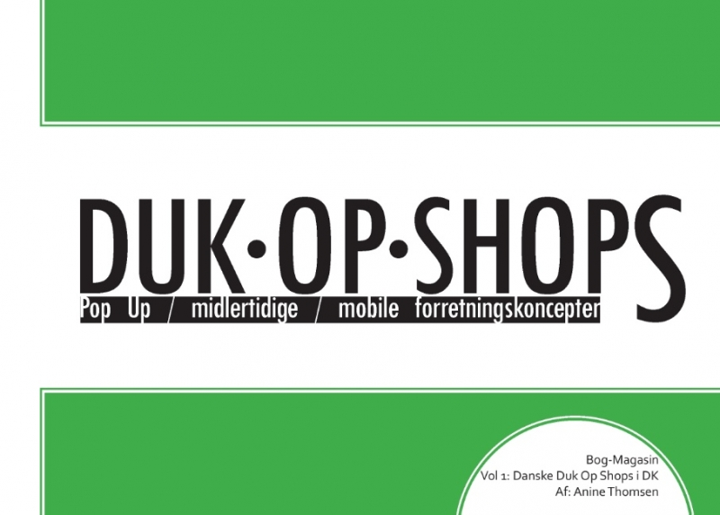 Image of Duk Op Shops vol 1.1 (Bog)