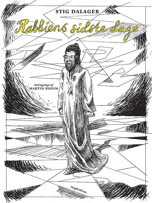 Image of   Rabbiens sidste dage (Bog)