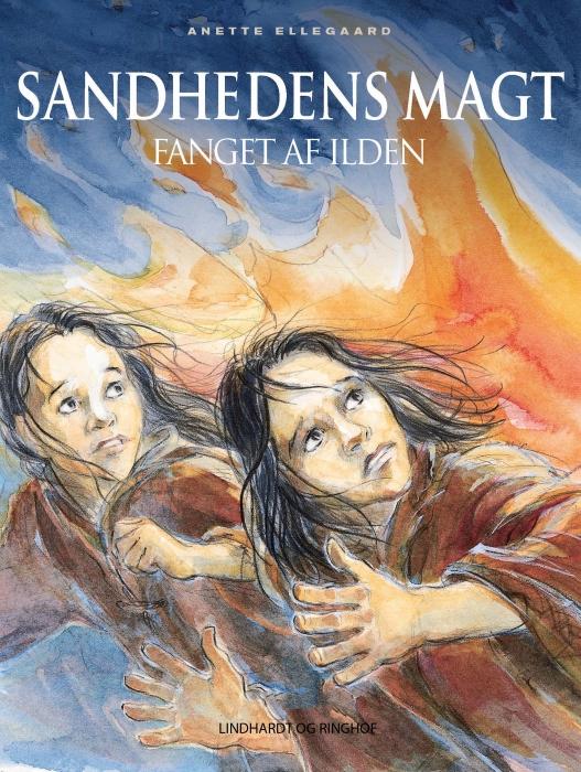 Image of Fanget af ilden (Lydbog)