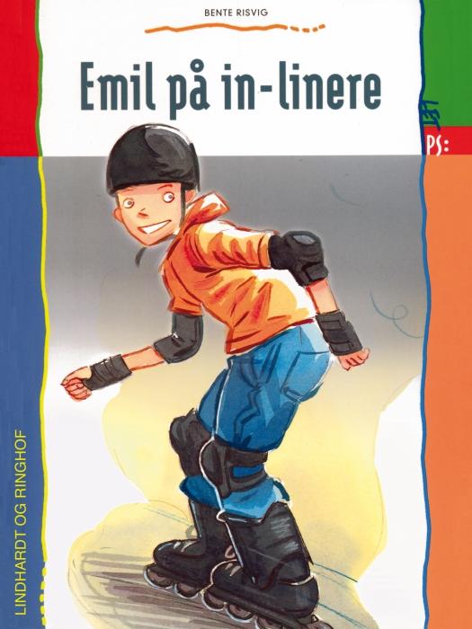Emil på in-linere (Lydbog)