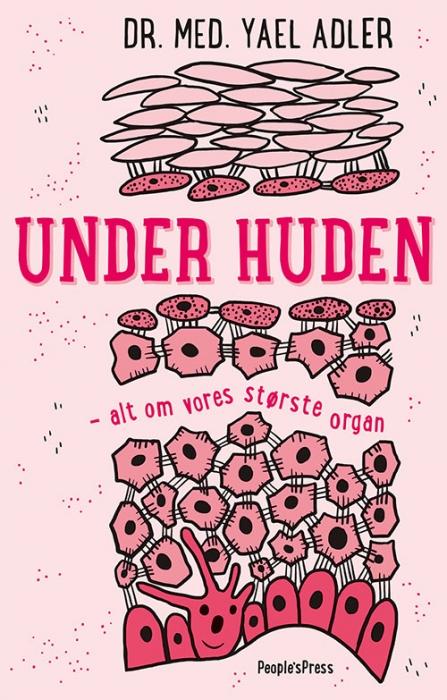 Under huden (lyserød udgave) (Bog)