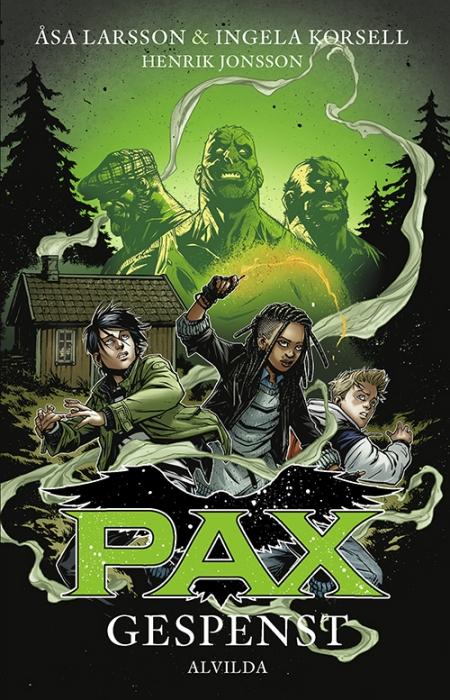 Image of PAX 5: Gespenst (E-bog)
