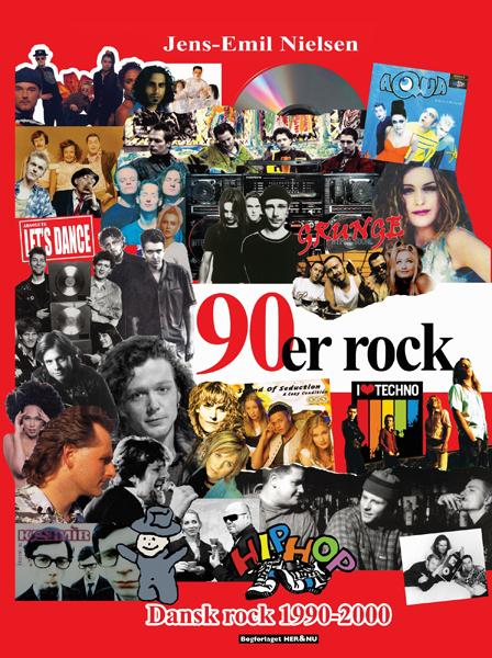 Image of   90´er rock (E-bog)