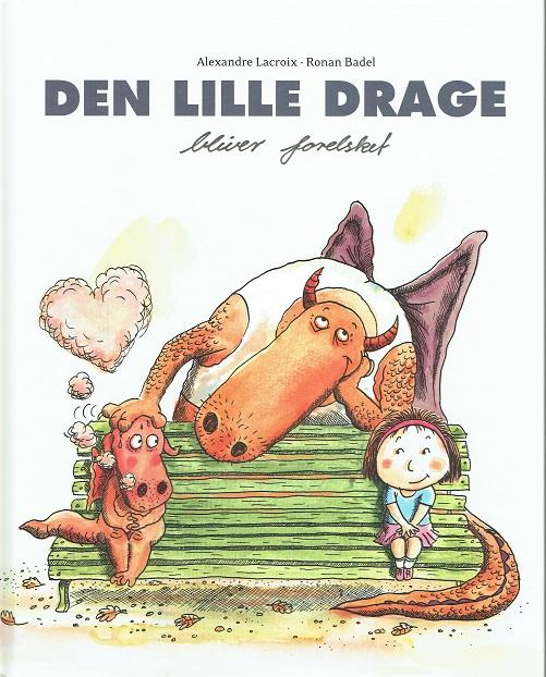 Den lille drage bliver forelsket (Bog)