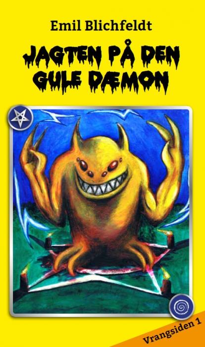 Jagten på den gule dæmon (Bog)
