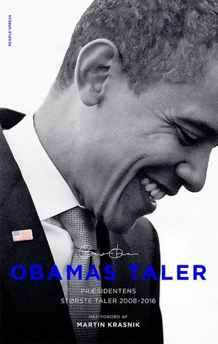 Obamas taler (Bog)