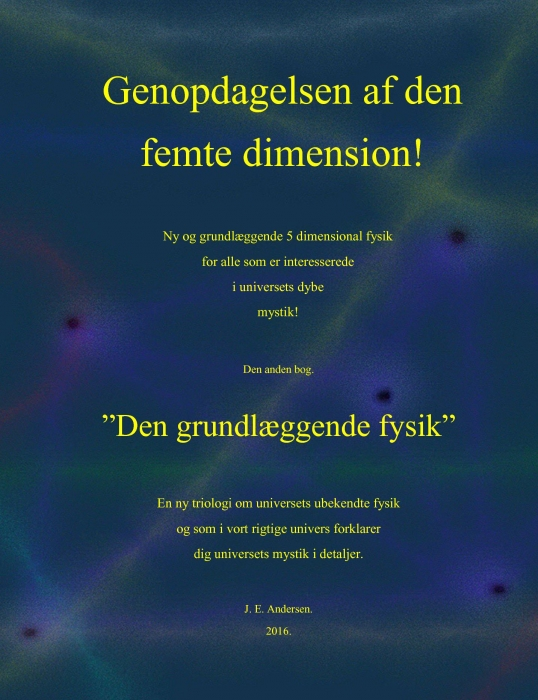 Den grundlæggende fysik. (Bog)