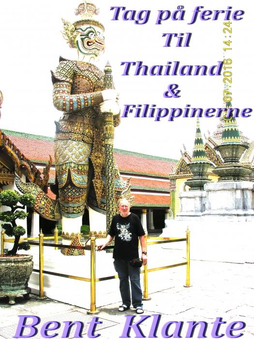 Tag på ferie til Thailand & Filippinerne (E-bog)