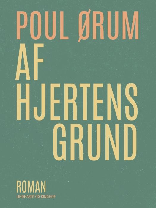 Image of   Af hjertens grund (E-bog)