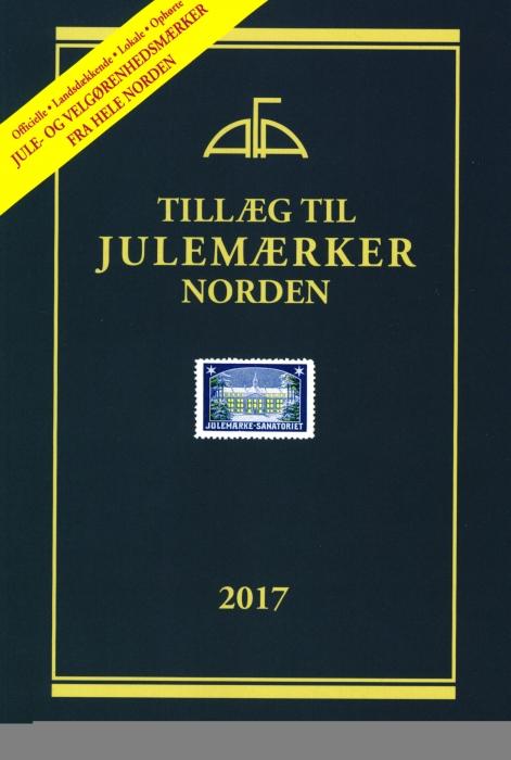 Image of   AFA Julemærker tillæg 2017 (Bog)
