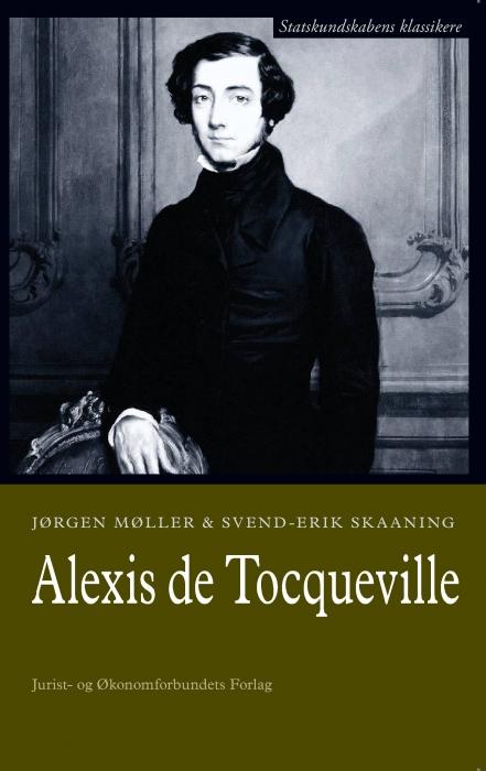 Image of   Alexis de Tocqueville (Bog)