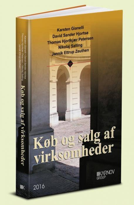 Køb og salg af virksomheder - en håndbog (Bog)
