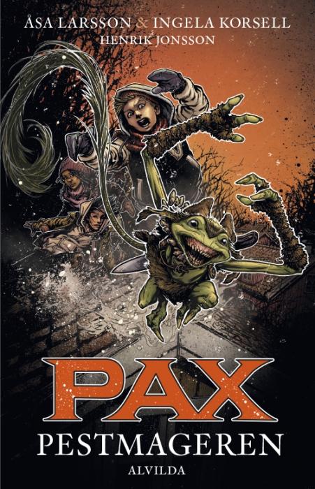 Image of PAX 7: Pestmageren (Bog)